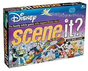 Amazon.com: Scene It? Disney Edition DVD Game: Toys & Games