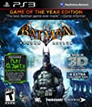 Batman Arkham Asylum: Game Of The Yea...
