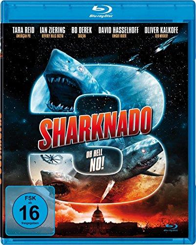 Sharknado 3 - Oh Hell No! [Blu-ray]