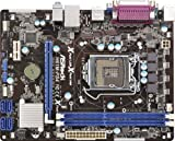ASRock H61M-PS4 Motherboard (Socket 1155, H61/Micro ATX, Dual Channel 2x DDR3, PC-1600)