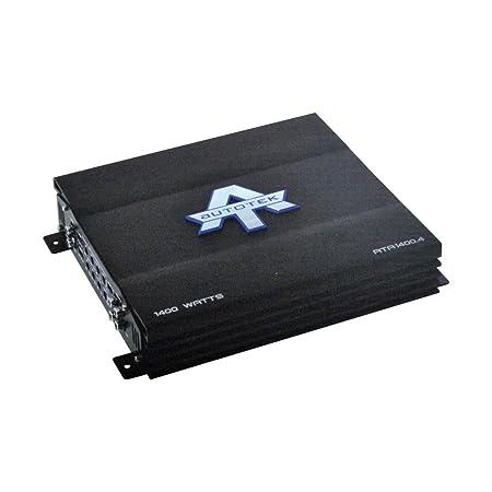 Autotek ATA14004 Autotek 4CH Amplifier 1400W