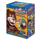 CuddleUppets Brown Bear Plush