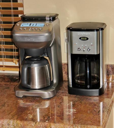 breville coffee maker manual bdc600xl