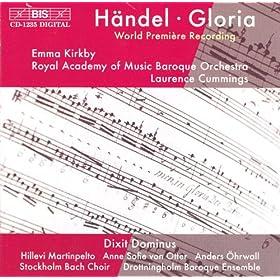Handel: Gloria / Dixit Dominus