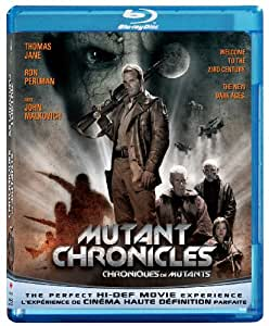 Mutant Chronicles [Blu-ray] (Bilingual)