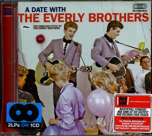 The Everly Brothers - The Fabulous Everly Brothers - Zortam Music