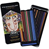 Prismacolor Premier Colored Pencils, Assorted Colors, 24 Pencils