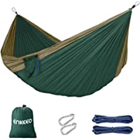 Enkeeo 450lbs 2 Person Portable Travel Camping Hammock