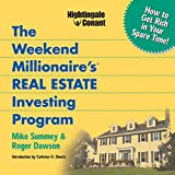 img - for The Weekend Millionaire's Real Estate Investing Program: How to Get Rich in Your Spare Time book / textbook / text book