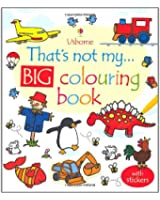 That's Not My... Big Colouring Book (That's Not My...Colouring Book)