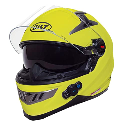 bluetooth motorcycle helmet review
