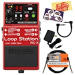 Boss RC-3 Loop Station Guitar Effects...