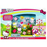Mega Bloks Hello Kitty Thomas Tracy Fun At The Arcades Figure Set 10974