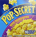 Pop Secret Snack Size Movie Theater B...