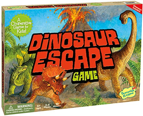 Peaceable Kingdom Dinosaur Winning Cooperative