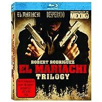El Mariachi Trilogy (Desperado/El Mariachi/Irgendwann in Mexiko) [Blu-ray]