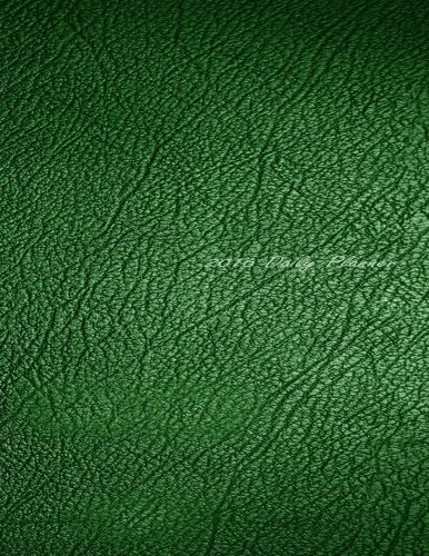 2016 Daily Planner - Green Leather PDF