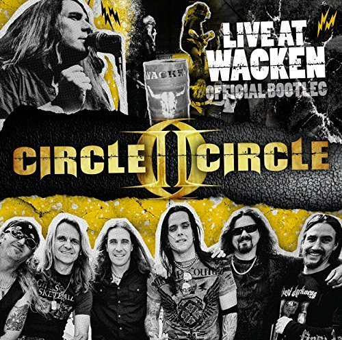 Live At Wacken (Official Bootleg) by Circle II Circle [Music CD]