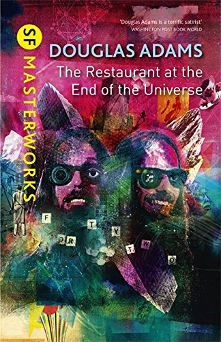 The Restaurant at the End of the Universe (S.F. MASTERWORKS)