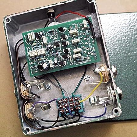 Moody Sounds Cariln Ring Modulator Clone ムーディサウンズ カーリンリングモジュレータークローン 国内正規品
