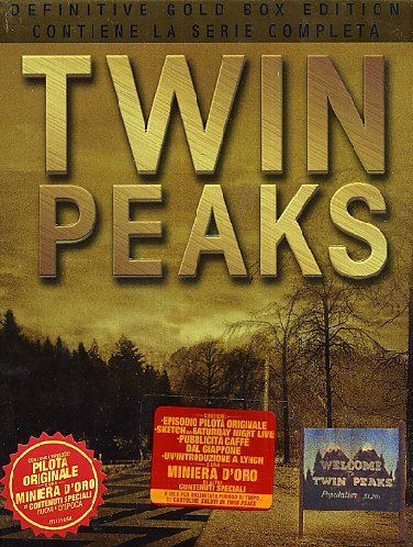 Twin Peaks - I segreti di Twin Peaks (definitive gold box edition) [10 DVDs] [IT Import]