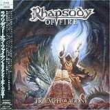 トライアンフ・オア・アゴニー / ラプソディー・オブ・ファイア (演奏) (CD - 2006)