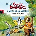 Abenteuer am Waldsee (Carlos, Knirps & Co. 1) | Gaby Scholz