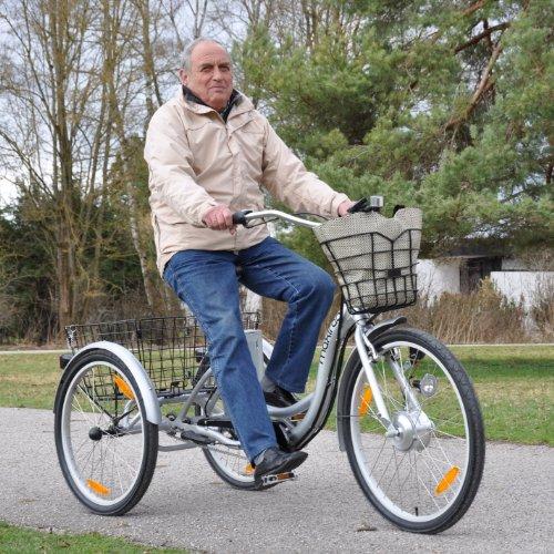 Dreirad Mit Motor Dreirad Mit Pedelec Antrieb