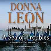 A Sea of Troubles: A Commissario Guido Brunetti Mystery | Donna Leon