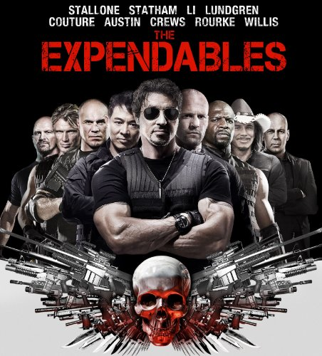 The Expendables Combo Pack (Blu-ray/DVD Combo)