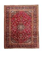 CarpeTrade Alfombra Persian Kashan (Rojo/Multicolor)