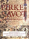 img - for Pirke Avot: A Modern Commentary on Jewish Ethics (Modern Commentary On) book / textbook / text book
