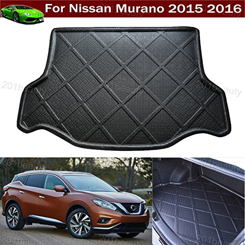 Car Boot Pad Carpet Cargo Mat Trunk Liner Tray Floor Mat For Nissan Murano 2015-2016 (Car Mats Nissan Murano compare prices)