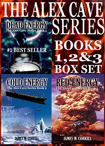 The Alex Cave Series Box Set by James M. Corkill ebook deal