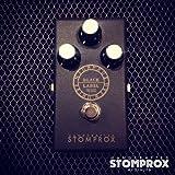 STOMPROX ストンプロックス / BLACK LABEL FOR BASS ベース用オーバードライブ