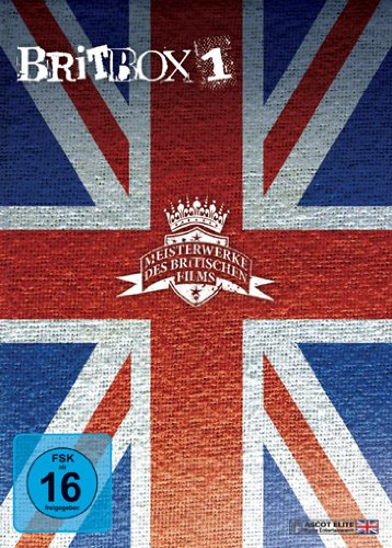 BritBox - Vol. 1 [3 DVDs]