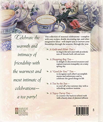 The Twelve Teas? of Friendship