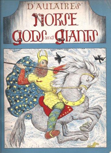 D'Aulaire's Norse Gods & Giants