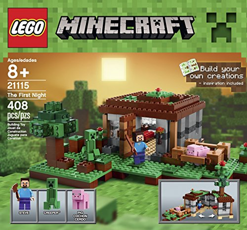 LEGO-Minecraft-21115-The-First-Night