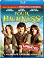 Your Highness (Unrated) [Blu-ray]