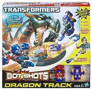 Marvel Transformers - Pack de batalla diseño Bot Shots (Hasbro A2584E24)