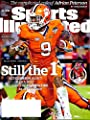 Sports Illustrated January 11, 2016 - Clemson Tigers Wayne Gallman Cover