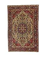 Eden Carpets Alfombra M.Tabriz Rojo/Multicolor 300 x 200 cm