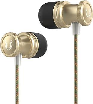 Uiisii US80 In Ear Headphones Sport Earbuds with Mic
