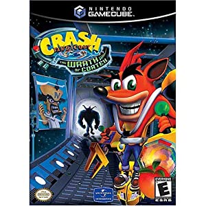 Crash Bandicoot: The Wrath of Cortex - Gamecube