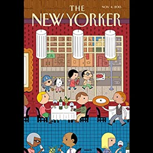 The New Yorker, November 4th 2013 (Lauren Collins, Dana Goodyear, Adam Gopnik) | [Lauren Collins, Dana Goodyear, Adam Gopnik]
