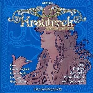 Krautrock-Music For Your Brain
