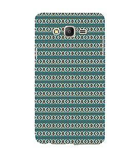 Diamond Mandela 3D Hard Polycarbonate Designer Back Case Cover for Samsung Galaxy On5 Pro :: Samsung Galaxy ON 5 Pro