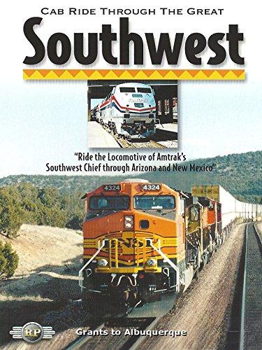 Cab Ride Through the Great Southwest-Grants to Albuquerque