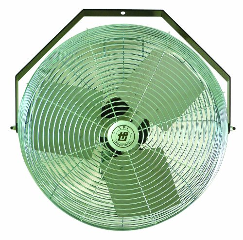 Images for TPI Corporation U18-TE Industrial Workstation Fan, Mountable, Single Phase, 18